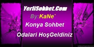 www.YerliSohbet.Com / Konya Sohbet / Sohbet Konya